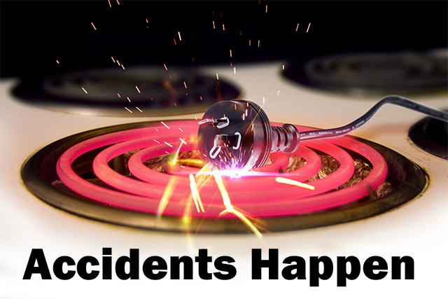 Electrical Accidents Happen