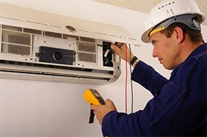 Air Conditioning Electrical Work