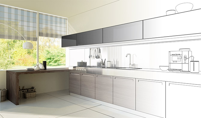 Visualise Your Kitchen Renovation